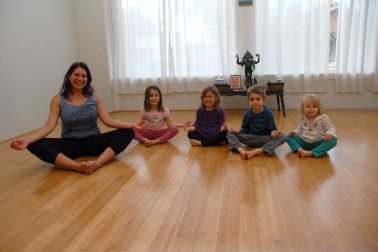 Storytime Yoga for preschoolers and Their Parents/Caregivers